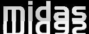 Midas.pl – Ekskluzywne i eleganckie artykuły wykończenia wnętrz Logo